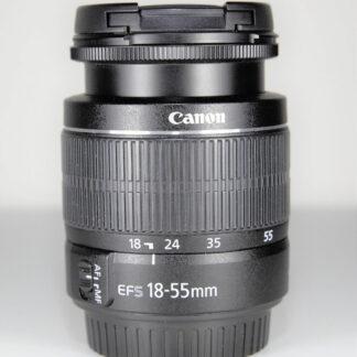 Canon EF-S 18-55mm f3.5-5.6 III Zoom Lens