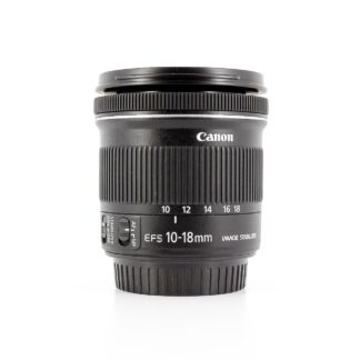 Canon EF-S 10-18mm F/4.5-5.6 IS STM Lens for Canon