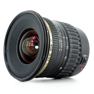 Tamron SP AF 11-18mm f/4.5-5.6 Di II LD Aspherical (IF), Canon EF-S Fit Lens