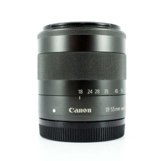 Canon EF-M 18-55mm f/3.5-5.6 IS STM Lens