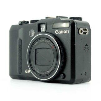 Canon PowerShot G9 12.1MP Digital Camera