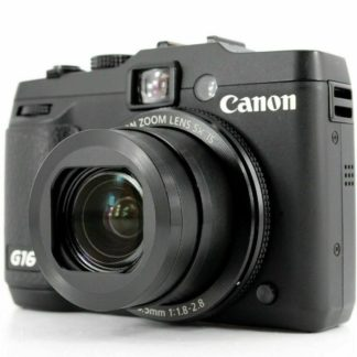 Canon PowerShot G16 12.1 MP Digital Camera