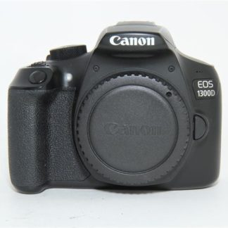 Canon EOS 1300D / Rebel T6 Digital SLR Camera Body
