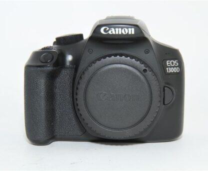 Canon EOS 1300D / Rebel T6 Digital SLR Camera Body