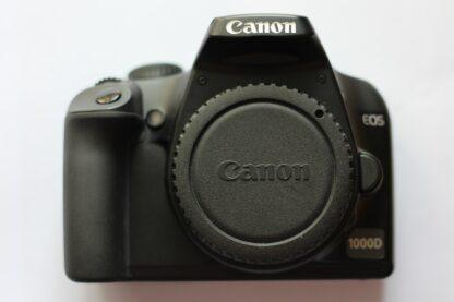 Canon EOS 1000D / Rebel XS 10.1 MP Digital SLR Camera Body
