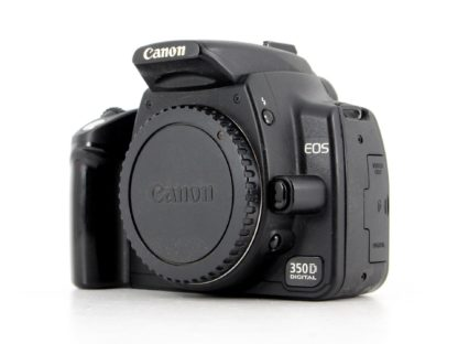 Canon EOS 350D 8.0MP DSLR Camera