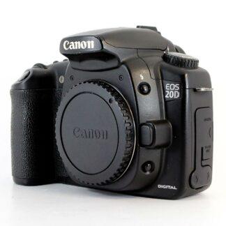 Canon EOS 20D 8.2MP Digital Camera