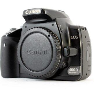 Canon EOS 400D 10.1MP Digital SLR Camera