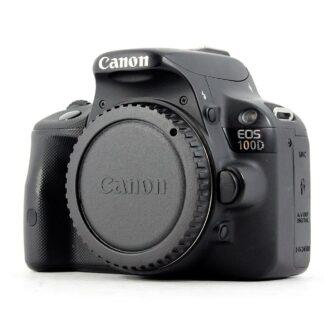 Canon EOS 100D 18.0MP Digital SLR Camera
