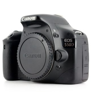 Canon EOS 550D 18MP Digital-SLR DSLR Camera