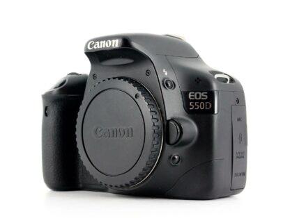 Canon EOS 550D 18MP Digital-SLR DSLR Camera
