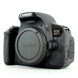 Canon EOS 650D 18.0 MP Digital SLR Camera
