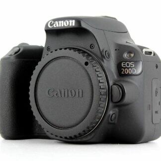 Canon EOS 200D 24.2MP Camera