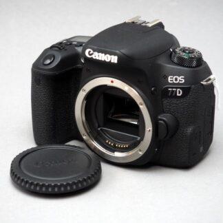 Canon EOS 77D 24.2 MP Digital SLR Camera