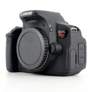 Canon EOS Rebel T5i 18.0MP Digital SLR Camera
