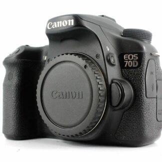 Canon EOS 70D 20.2MP Digital SLR Camera