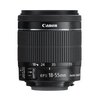 Canon EF-S 18-55mm f/3.5-5.6 STM IS Lens