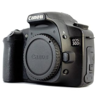 Canon EOS 30D 8.2MP Digital SLR Camera