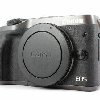 Canon EOS M6 24.2MP Digital Camera