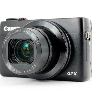 Canon PowerShot G7X Digital Camera 20.3MP Digital Camera