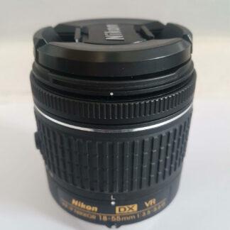 Nikon Nikkor AF-P 18-55mm f/3.5-5.6G DX VR Lens