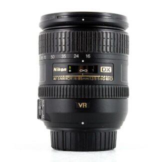 Nikon AF-S 16-85mm f/3.5-5.6 G IF-ED DX VR Lens