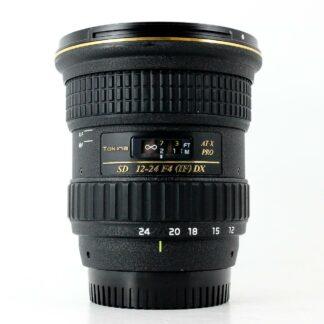 Tokina 12-24mm f/4 AT-X Pro DX Nikon Fit Lens