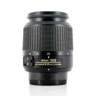 Nikon AF-S Nikkor 18-55mm f/3.5-5.6G ED DX Lens