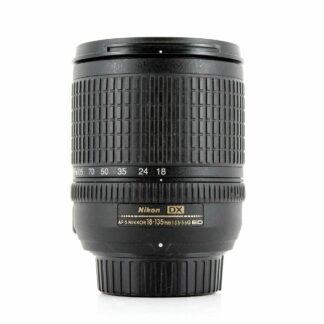 Nikon AF-S 18-135mm f3.5-5.6G IF-ED DX Lens