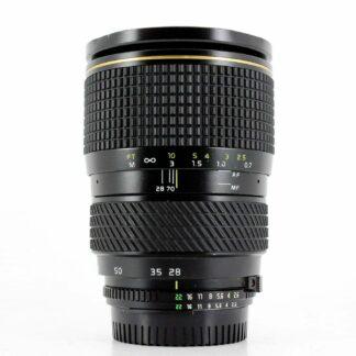 Tokina AF AT-X Pro 28-70mm f/2.6-2.8 Lens for Nikon