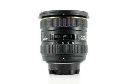 Sigma 10-20mm F4-5.6 EX DC HSM, Nikon Fit Lens
