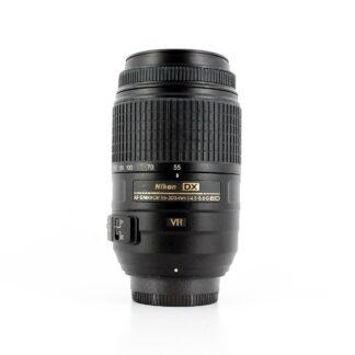 Nikon AF-S 55-300mm f/4.5-5.6 G ED DX VR Lens