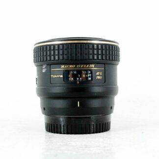 Tokina 35mm f2.8 AT-X Pro DX Macro Nikon Fit Lens