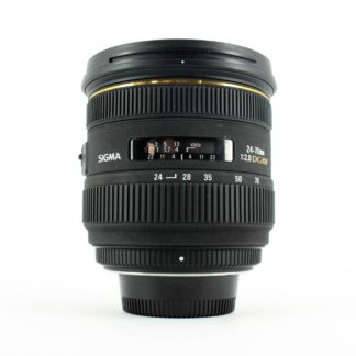Sigma 24-70mm F/2.8 DG EX HSM Nikon Fit Lens