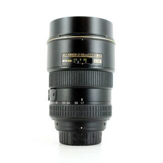 Nikon AF-S NIKKOR 17-55mm f/2.8G IF- DX ED Lens