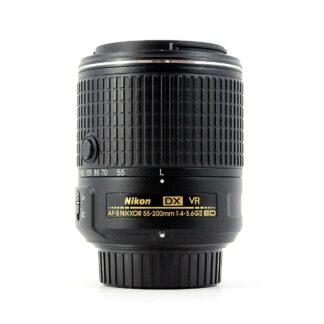 Nikon NIKKOR AF-S 55-200mm f/4-5.6G ED DX VR ll Lens