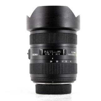 Sigma 12-24mm f/4.5-5.6 II DG HSM Nikon Fit
