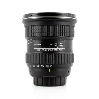 Tokina 11-16mm f2.8 AT-X Pro DX Nikon Fit Lens