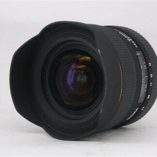 Sigma 12-24mm f/4.5-5.6 EX DG HSM Nikon AF Lens