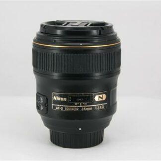 Nikon AF-S 35mm f1.4G Lens