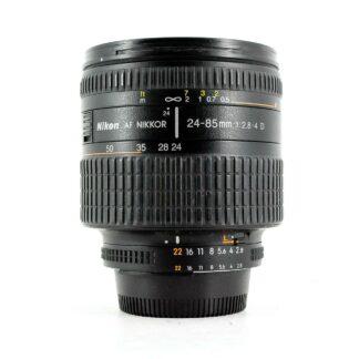 Nikon AF Nikkor 24-85mm f2.8-4 D Lens