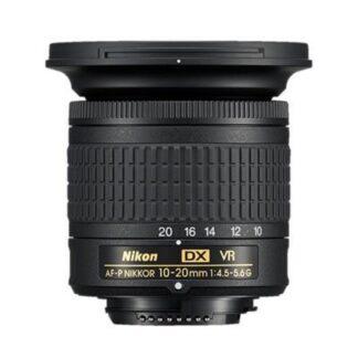 Nikon NIKKOR AF-P 10-20mm f/4.5-5.6G IF ED VR Lens