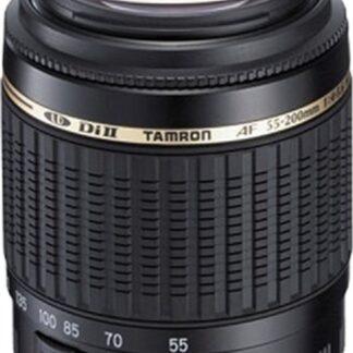 Tamron AF 55-200mm f/4-5.6 Di II LD Macro Nikon Fit Lens