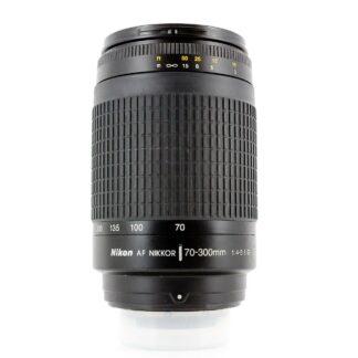Nikon Nikkor AF 70-300mm f/4-5.6G Lens