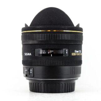 igma 10mm f/2.8 EX DC HSM Diagonal Fisheye Canon EF-S Fit