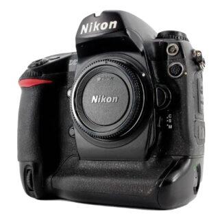 Nikon D2X 12.4MP DSLR Camera