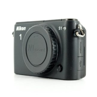 Nikon 1 S1 10.1MP Digital Camera