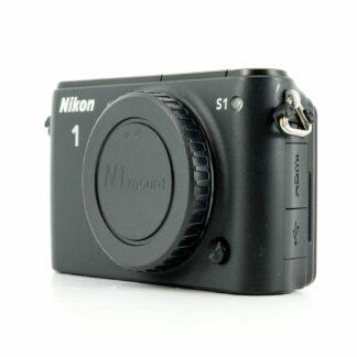Nikon 1 S1 10.1MP Digital Camera