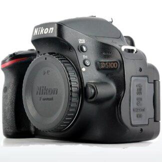 Nikon D D5100 16.2MP DSLR Camera