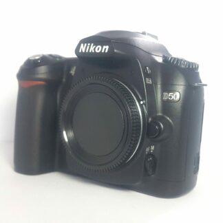 Nikon D50 6.1 MP Digital SLR Camera